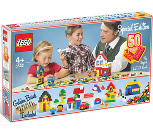 LEGO Golden Anniversary Set 5522 Packaging