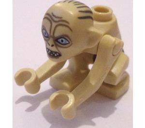 LEGO Gollum with Narrow Eyes Minifigure