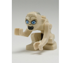 LEGO Gollum with Wide Eyes Minifigure