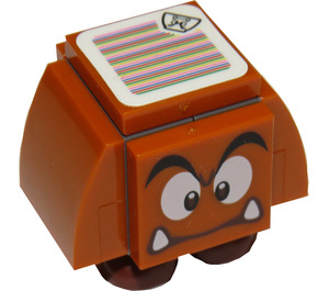 LEGO Goomba Minifigure