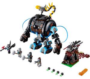 LEGO Gorzan's Gorilla Striker Set 70008
