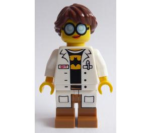 LEGO GPL Tech girl Minifigure