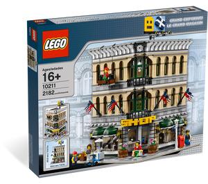 LEGO Grand Emporium Set 10211 Packaging