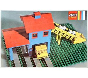 LEGO Gravel Depot Set 351