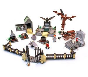 LEGO Graveyard Duel Set 4766
