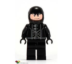 LEGO Gray Ghost Minifigure