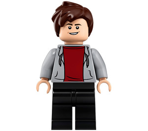 LEGO Gray Mitchell Minifigure