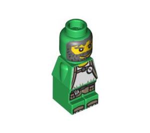 LEGO Green Magma Monster Microfigure