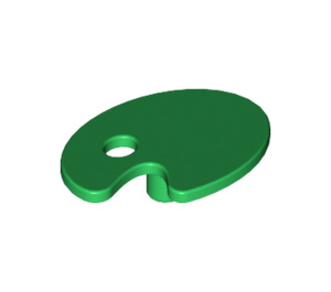 LEGO Green Minifigure Palette (93551)