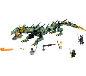 LEGO Green Ninja Mech Dragon Set 70612