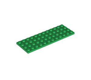 LEGO Green Plate 4 x 12 (3029)