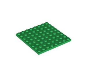 LEGO Green Plate 8 x 8 (41539)