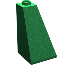 LEGO Green Slope 73° (75) 2 x 2 x 3 Double Slope (3685)