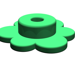 LEGO Green Small Flower