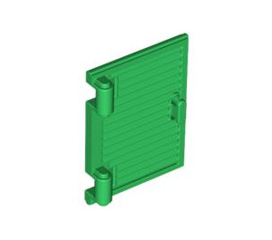 LEGO Window 1 x 2 x 3 Shutter with Hinges (60800)