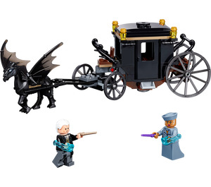 LEGO Grindelwald's Escape Set 75951
