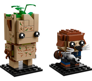 LEGO Groot & Rocket Set 41626