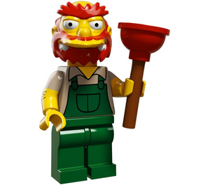 LEGO Groundskeeper Willie Set 71009-13