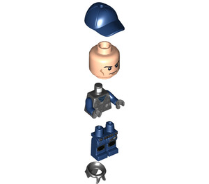 LEGO Guard Minifigure