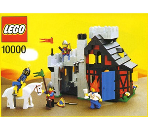LEGO Guarded Inn Set 10000