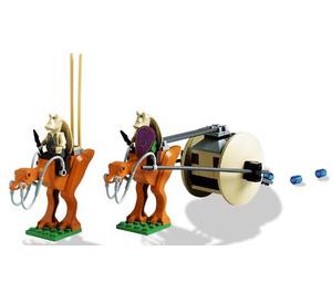 LEGO Gungan Patrol Set 7115