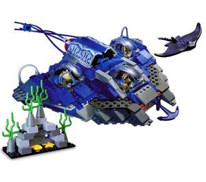 LEGO Gungan Sub Set 7161