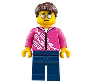LEGO Guy Minifigure