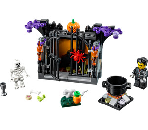 LEGO Halloween Haunt Set 40260