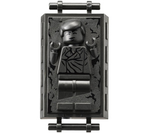 LEGO Han Solo in Carbonite 6 x 4 x 1 Minifigure