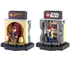 LEGO Han Solo / Indiana Jones Transformation  (PROMOSW005)