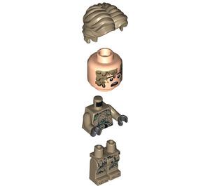 LEGO Han Solo Mudtrooper Minifigure