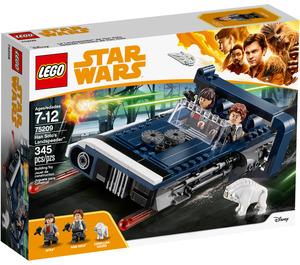 LEGO Han Solo's Landspeeder Set 75209 Packaging