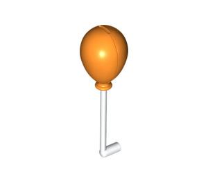 LEGO Handle with Orange Balloon (35763)
