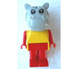LEGO Hannah Hippo Fabuland Figure