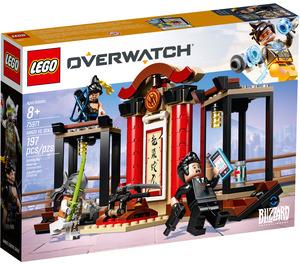 LEGO Hanzo vs. Genji Set 75971 Packaging