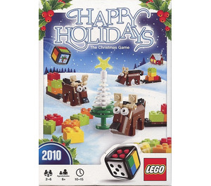 LEGO Happy Holidays - The Christmas Game (2010-1)