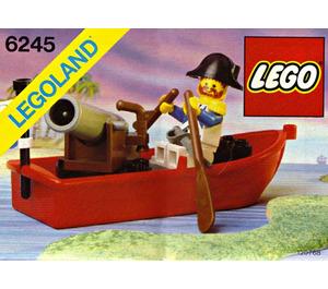 LEGO Harbour Sentry Set 6245