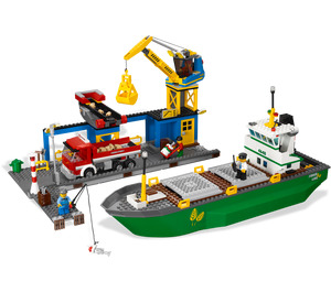 LEGO Harbour Set 4645