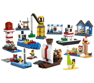 LEGO Harbour Set 9337