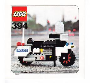 lego harley davidson 1000cc set 394 instructions brick. Black Bedroom Furniture Sets. Home Design Ideas
