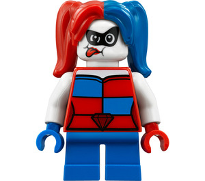 LEGO Harley Quinn Minifigure