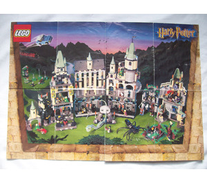 LEGO Harry Potter Poster 2002 Chamber of Secrets (41328)