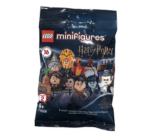 LEGO Harry Potter Series 2 Collectable Minifigures - Random Bag Set 71028-0 Packaging