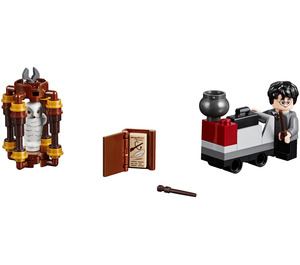 LEGO Harry's Journey to Hogwarts Set 30407