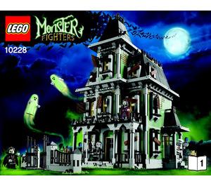LEGO Haunted House Set 10228 Instructions