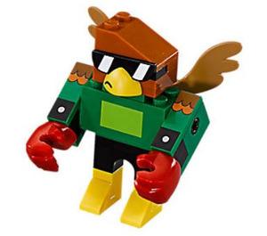 LEGO Hawkodile Minifigure