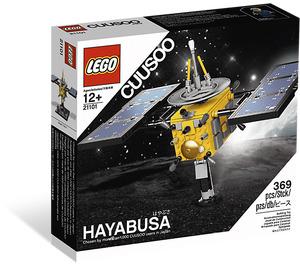 LEGO Hayabusa Set 21101 Packaging