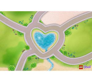 LEGO Heartlake City Playmat (850596)