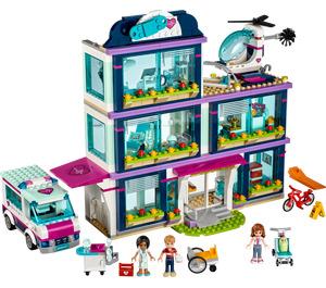 LEGO Heartlake Hospital Set 41318