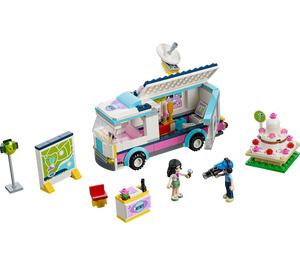LEGO Heartlake News Van Set 41056